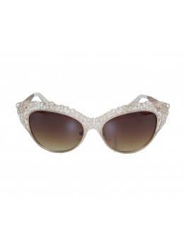 Ochelari de soare dama Gold Fashion