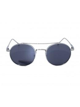 Ochelari de soare Fashion Round Silver