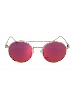 Ochelari de soare Fashion Round Red