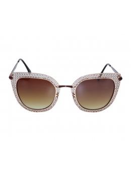 Ochelari de soare dama Fashion Gold