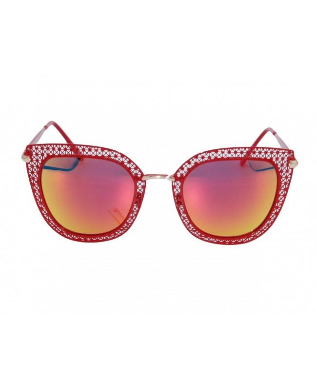Ochelari de soare dama Fashion Red
