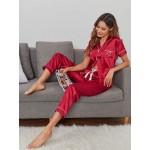 Pijama dama satin Sardegna