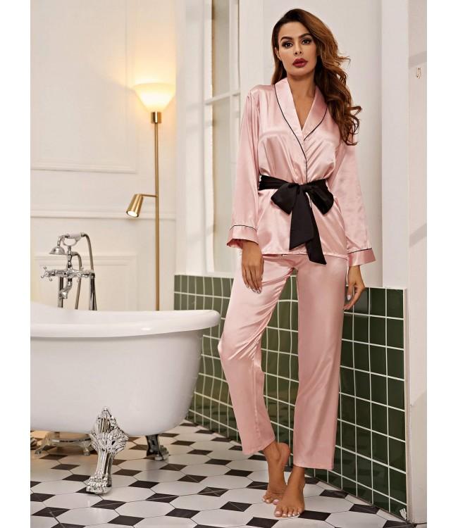 Pijama dama satin Victoria