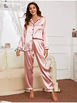 Pijama dama satin Betty