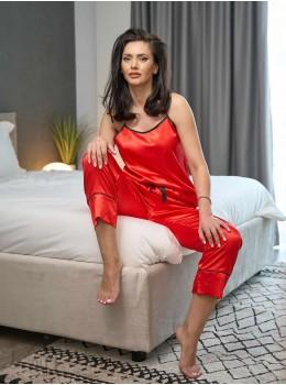 Pijama dama satin Erika