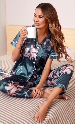 Pijama dama satin Mirabela