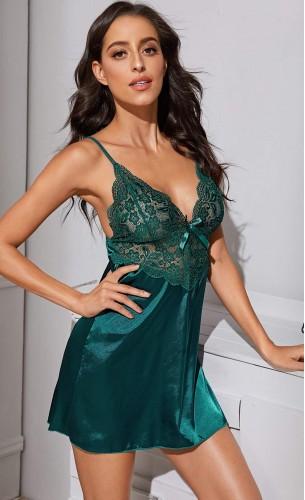 Chemise sexy Fashion Eva Green
