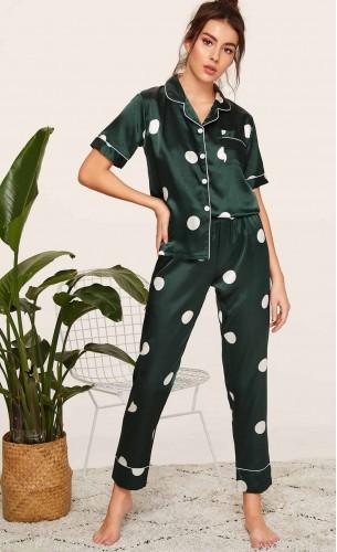 Pijama dama satin Natalie